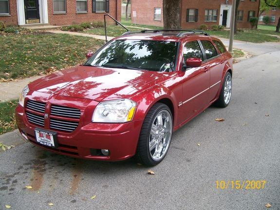cheesiest 2006 Dodge Magnum 10592788