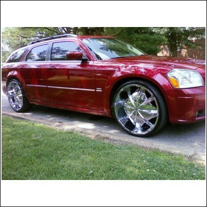 cheesiest 2006 Dodge Magnum