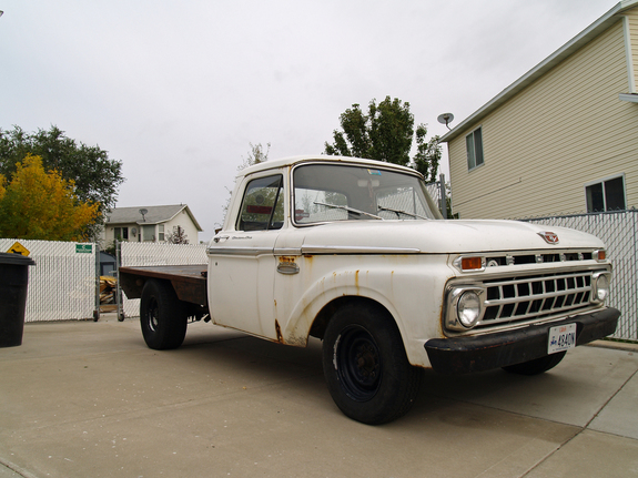 Another Wyoming_Bird 1965 Ford F150 Regular Cab post... - 10593928