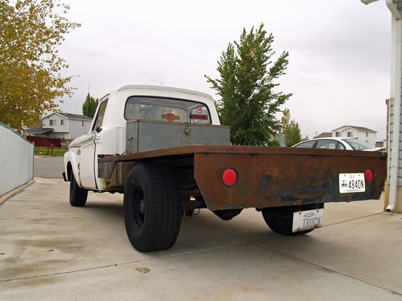 Another Wyoming_Bird 1965 Ford F150 Regular Cab post... - 10593929