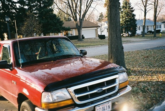 4Xmudguy 2000 Ford Ranger Regular Cab 10594759
