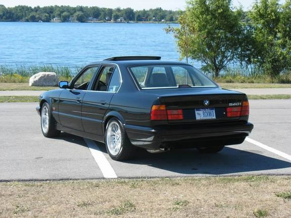 bcknkd 540i 1995 bmw 5 series specs photos modification. Black Bedroom Furniture Sets. Home Design Ideas