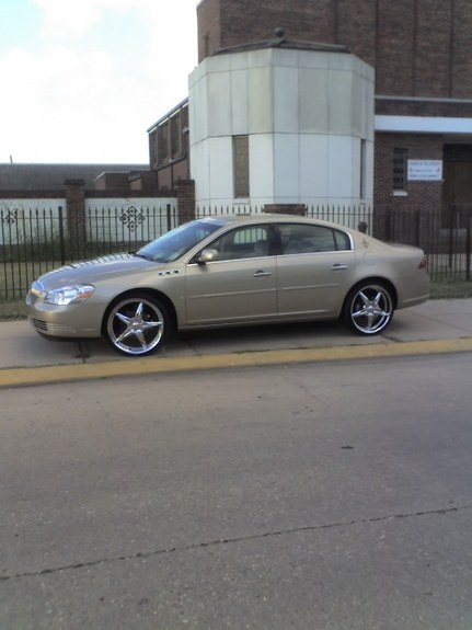 06 Buick L 2006 Buick Lucerne Specs Photos Modification Info At