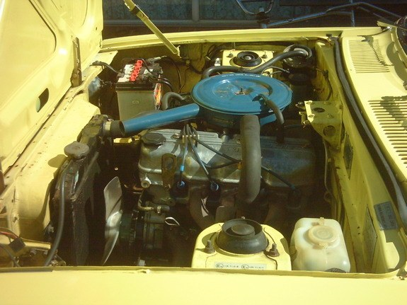 Another straight808 1976 Mazda 808 post... - 9319316