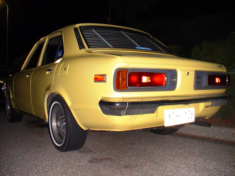 Another straight808 1976 Mazda 808 post... - 9319329