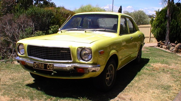 Another straight808 1976 Mazda 808 post... - 9319330