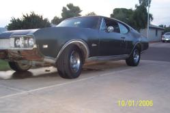 CometCrews 1968 Oldsmobile Cutlass Supreme