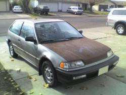 2542635 1990 Honda Civic