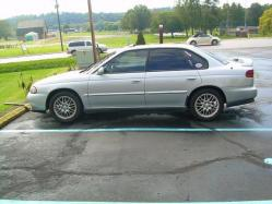 Jezzie_Williams 1997 Subaru Legacy