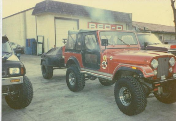 Another donnel 1979 Jeep CJ7 post... - 9319141