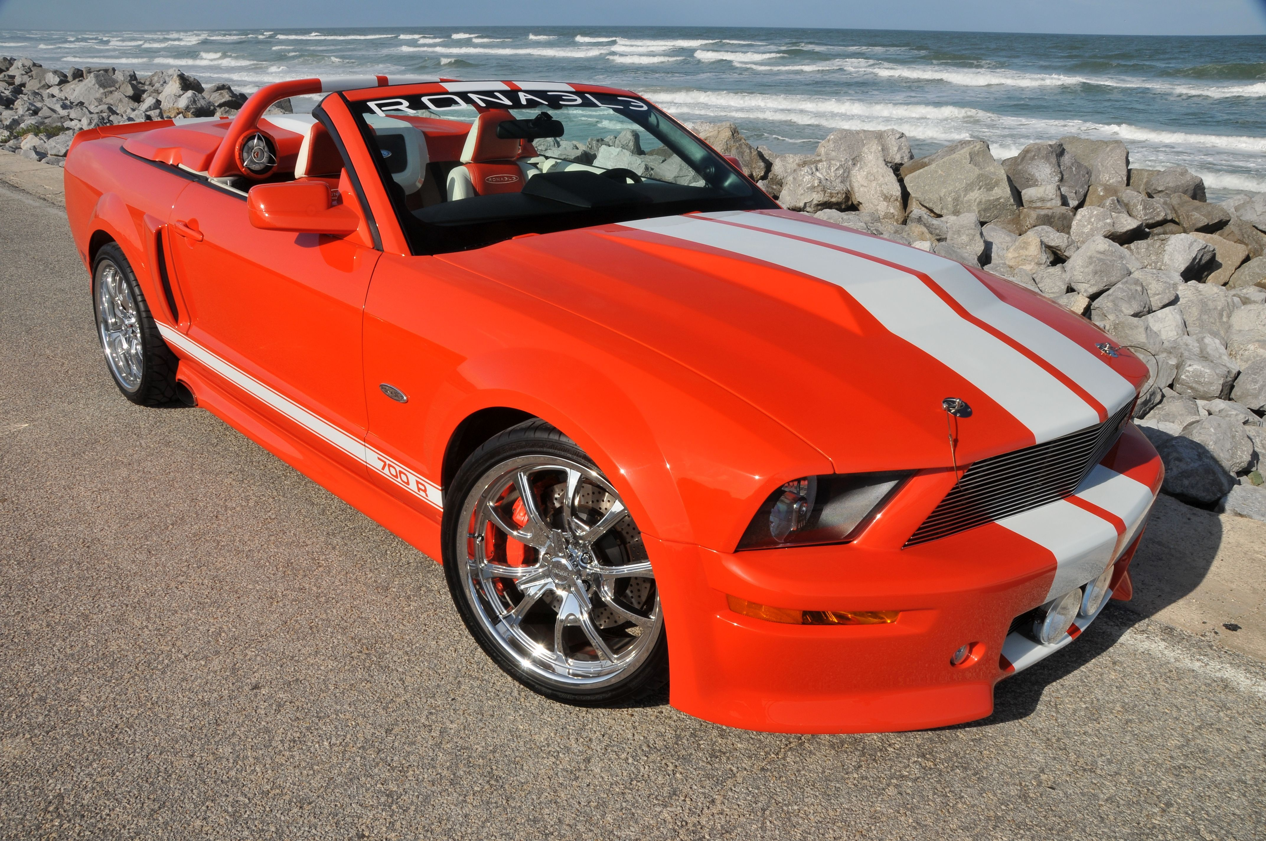 OrangeKrate's 2007 Ford Mustang