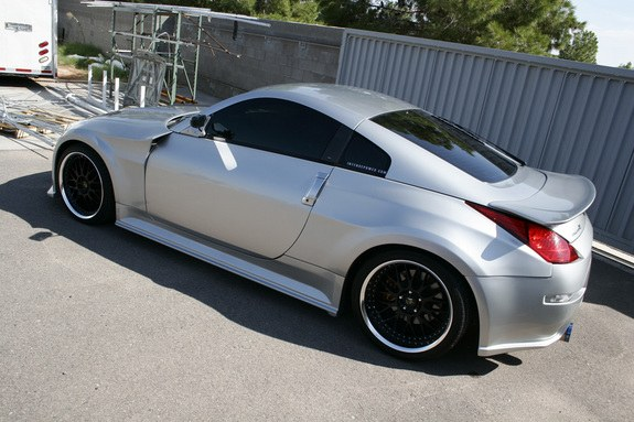 Another gwells20 2003 Nissan 350Z post... - 10598446