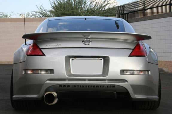 Another gwells20 2003 Nissan 350Z post... - 10598450