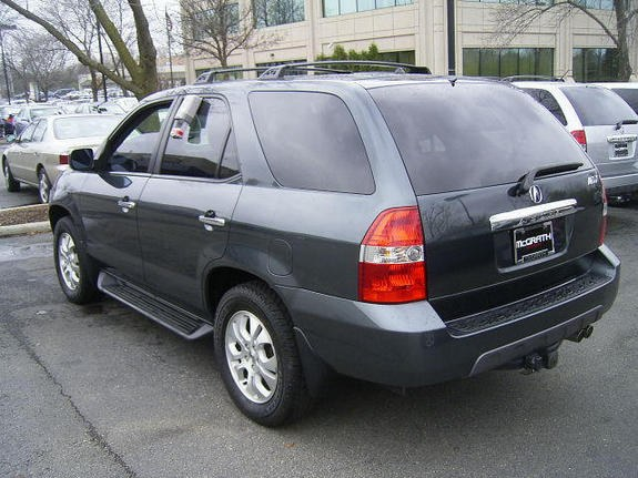 Another totallyrelaxedrl 2003 Acura MDX post... - 10600138