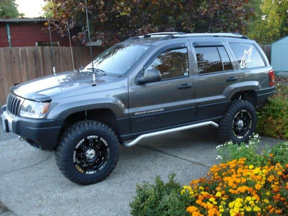 uplifted 2004 Jeep Grand Cherokee Specs, Photos, Modification Info