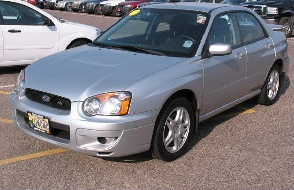 grimble 39 s 2004 subaru impreza in cedar falls ia. Black Bedroom Furniture Sets. Home Design Ideas