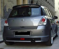SwiftShark 2008 Suzuki Swift