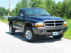 JaysDODGE 2002 Dodge Dakota Regular Cab & Chassis