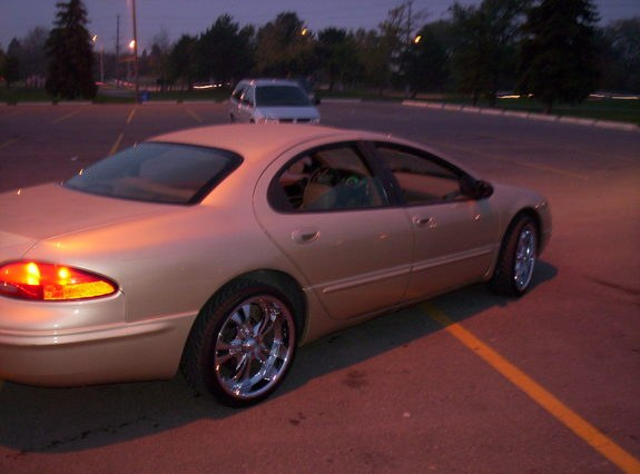 king d 1999 chrysler concorde specs photos modification info at. Cars Review. Best American Auto & Cars Review