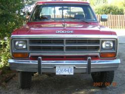 gamache19 1990 Dodge Ram 1500 Regular Cab