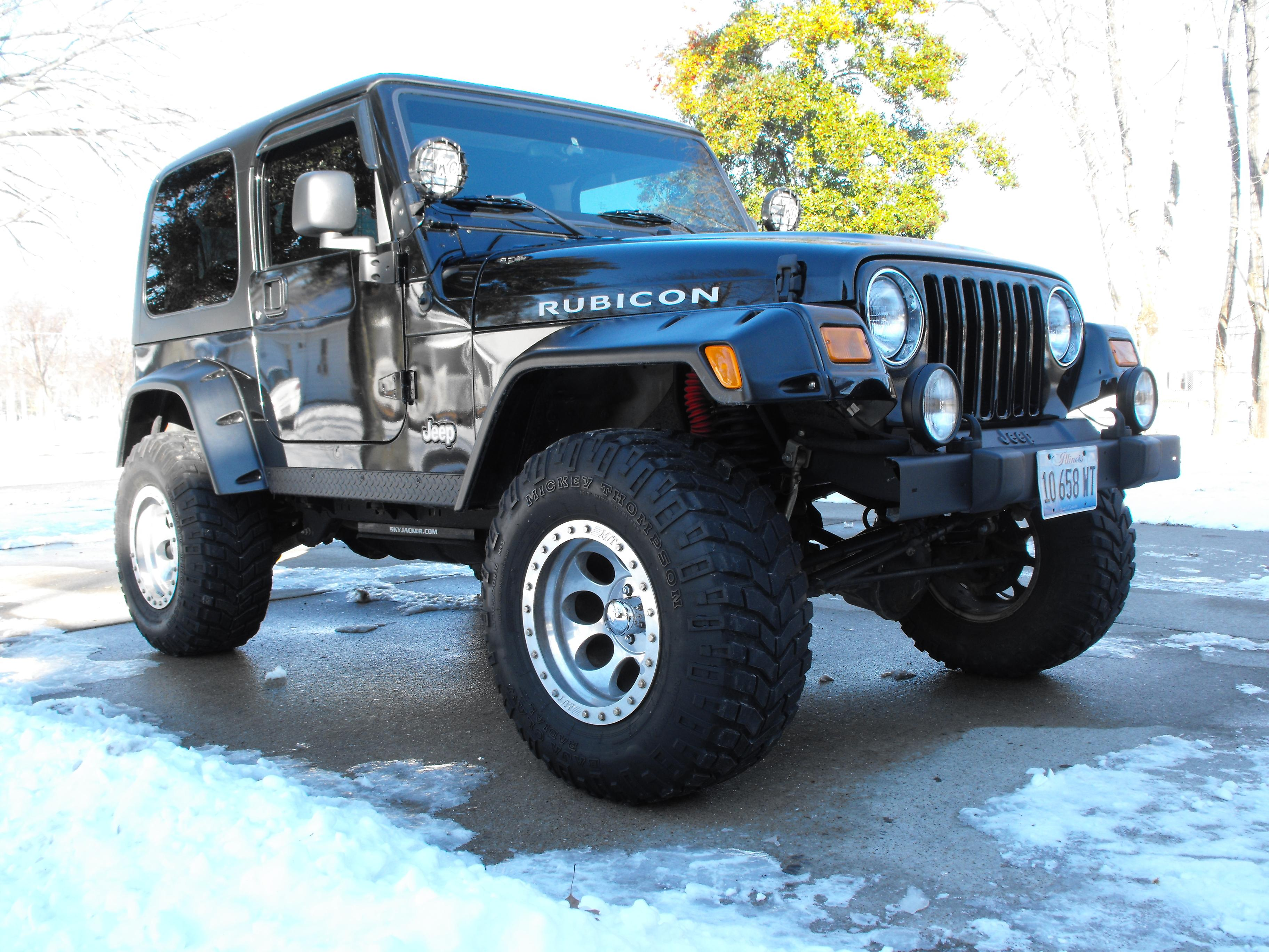 Sination 2006 Jeep Rubicon Specs Photos Modification
