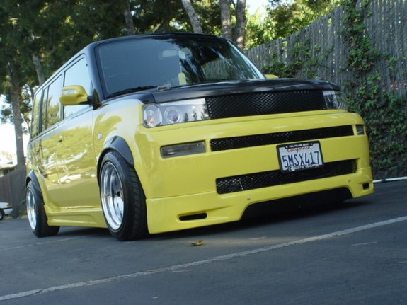 Fastscionsdotcom 2005 Scion Xb Specs Photos Modification Info At