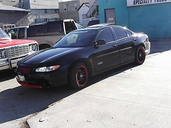 Another 1-hot-gtp 2001 Pontiac Grand Prix post... - 10639185