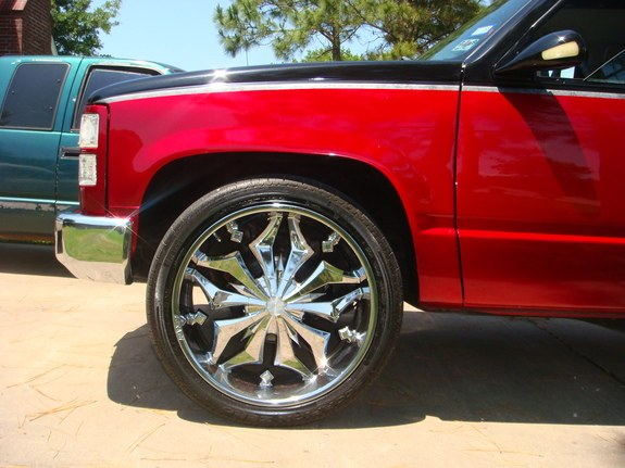 Another KandyAppleBox 1999 Chevrolet Tahoe post... - 10607296