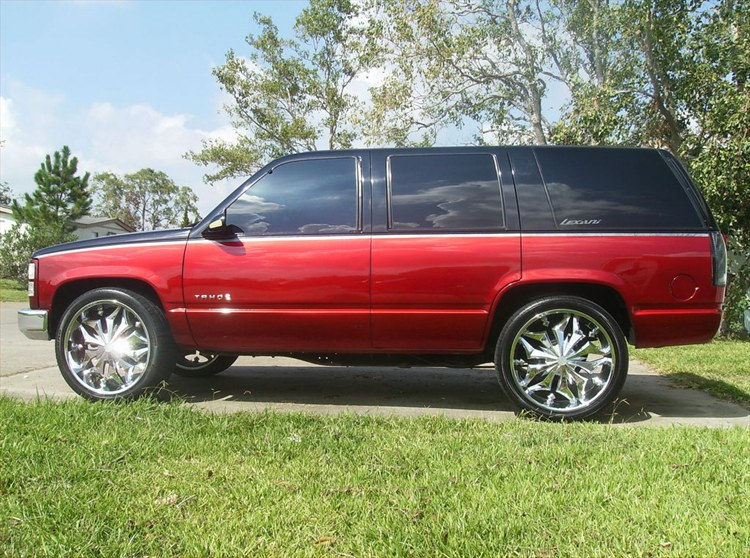Another KandyAppleBox 1999 Chevrolet Tahoe post... - 10607320