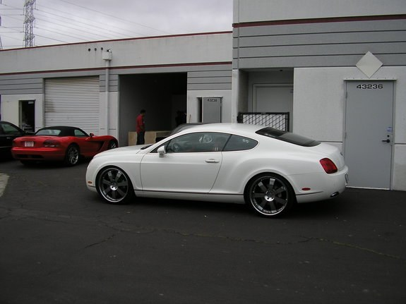 Another jagsgill 2006 Bentley Continental GT post... - 10606853