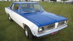 MotorSport01 1968 Plymouth Valiant