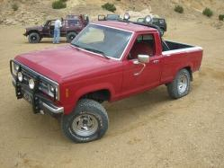 74563s 1988 Ford Ranger Regular Cab