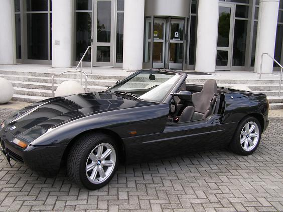 motorheadgirl 1991 bmw z1 specs photos modification info at cardomain. Black Bedroom Furniture Sets. Home Design Ideas