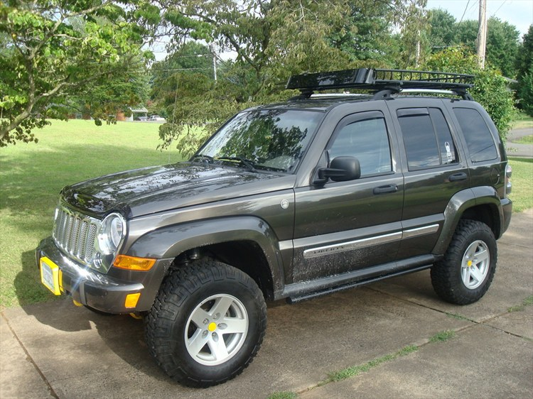 Drybones 2005 Jeep Liberty Specs Photos Modification