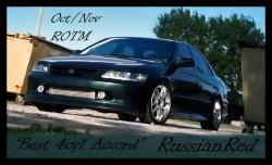russianreds 1999 Honda Accord