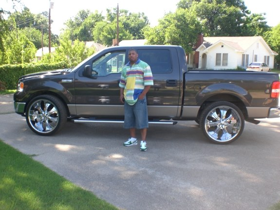 BigHurn's 2005 Ford F150 SuperCrew Cab