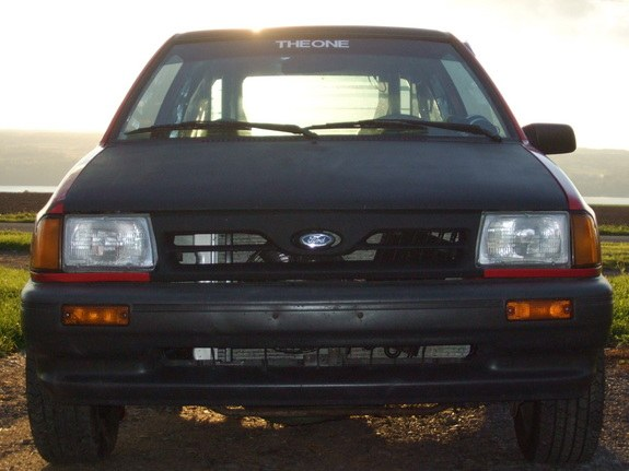 THEONE-ORIGINALS 1993 Ford Festiva 10614876