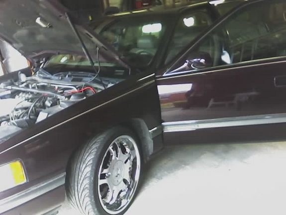 Another rob_deville 1996 Cadillac DeVille post... - 10614279