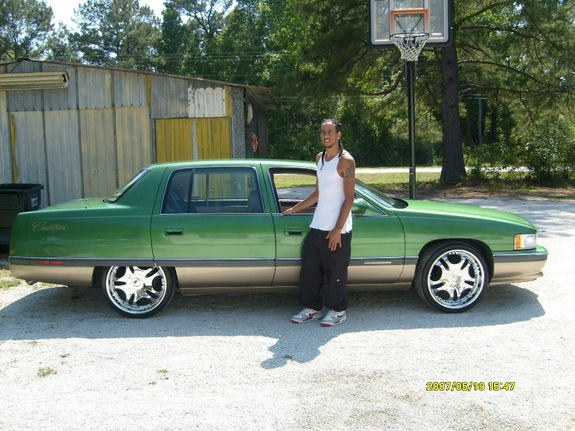 Another rob_deville 1996 Cadillac DeVille post... - 10614281