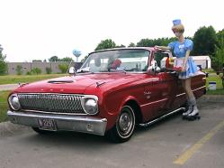 King-Elvis 1962 Ford Ranchero