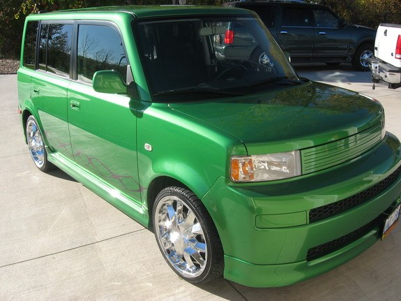 Another mikesRS3xb 2006 Scion xB post... - 10615848