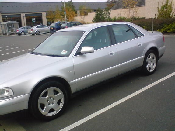 Another scottishjag 2000 Audi A8 post... - 10976967