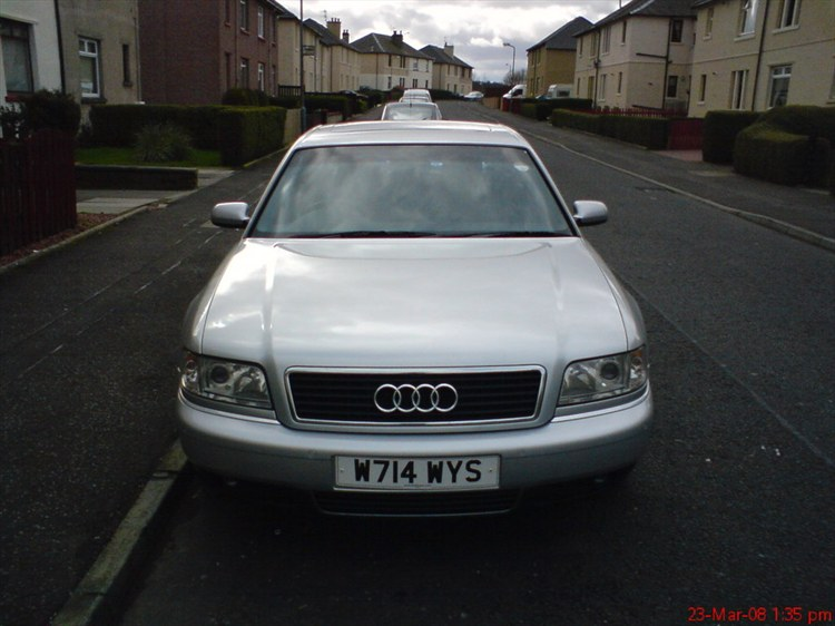 Another scottishjag 2000 Audi A8 post... - 10976969