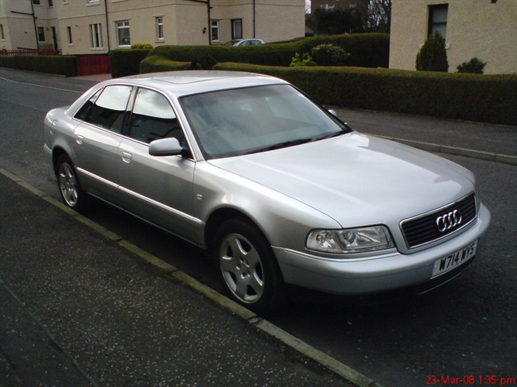 Another scottishjag 2000 Audi A8 post... - 10976970