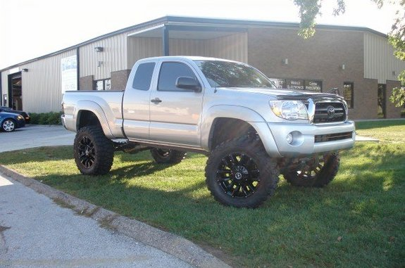 Mercedes Of Des Moines >> 03WranglerTJ's 2007 Toyota Tacoma Xtra Cab in Des Moines, IA