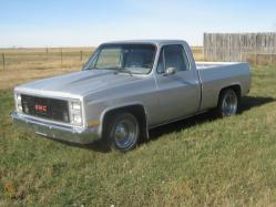 85chevtoys 1985 GMC Sierra (Classic) 1500 Regular Cab