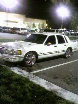 jordanrichbourg 1994 Lincoln Town Car