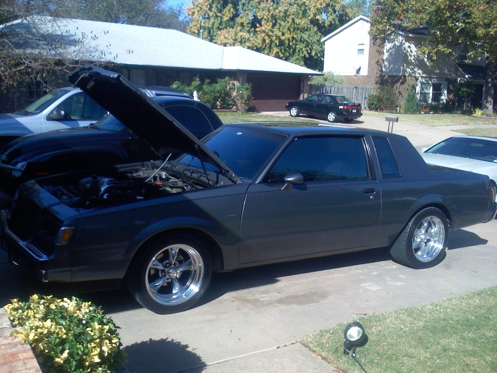 1HARD6 1987 Buick Grand National Specs, Photos ...