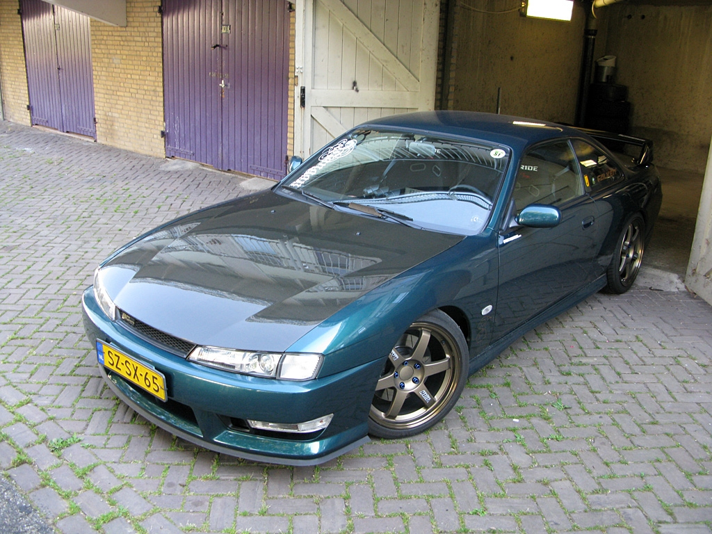 Another Texhnolith 1998 Nissan Silvia post... - 10621659