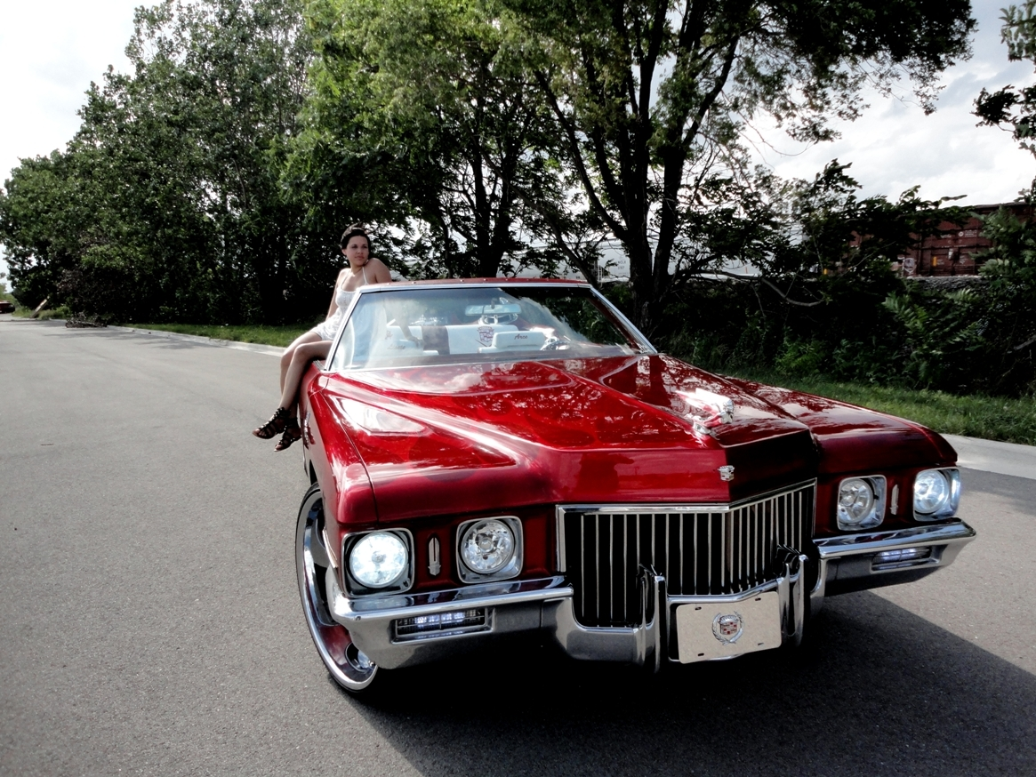 Another DUBvilleStunner 1971 Cadillac DeVille post... - 10621804